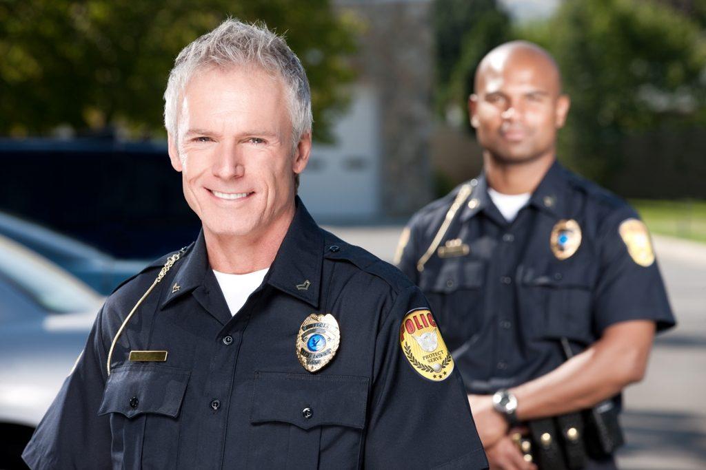Acopia's Heroes Program honors police officers.