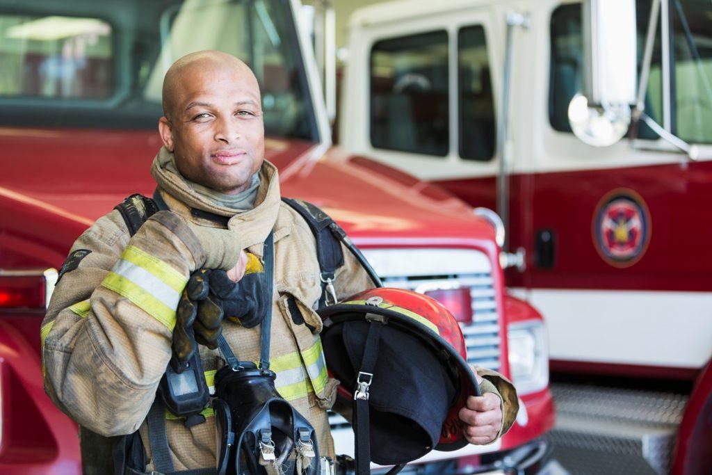 Acopia's Heroes Program honors firefighters.
