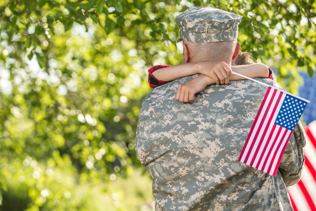 Acopia's Heroes Program honors active and retired military.